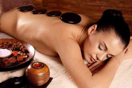 Julie Ross Salon - A choice of massage, such as Swedish or hot stone - Save 66%