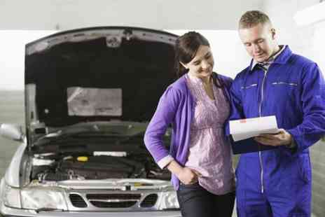 Kingsway Tyres - MOT Test  - Save 65%