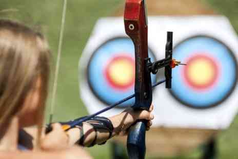 Turboventure - Archery Session For One  - Save 60%