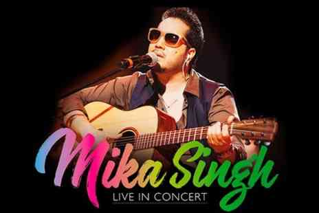 SPACE MERCHANTS - Mika Singh show Ticket at The Ramgarhia Hall - Save 33%