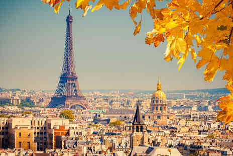 iFly Holidays - Two night Paris stay including Disneyland ticket & flights - Save 50%