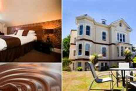 The Chocolate Boutique Hotel - £118 for a romantic Bournemouth break - Save 56%