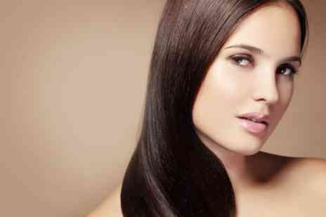 Images Hairdressing Salon - Cut and Blow Dry With Moroccanoil Treatment  - Save 62%