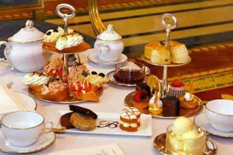 The Bentley Hotel  - Champagne Afternoon Tea For Two  - Save 44%