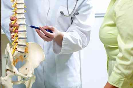 Welsh Clinic - Chiropractic Consultation and Treatment  - Save 50%