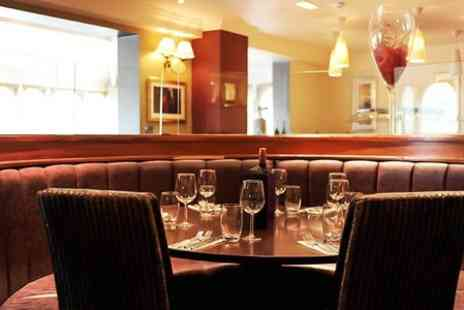 Village Hotel - Three Couse Meal For Two - Save 44%