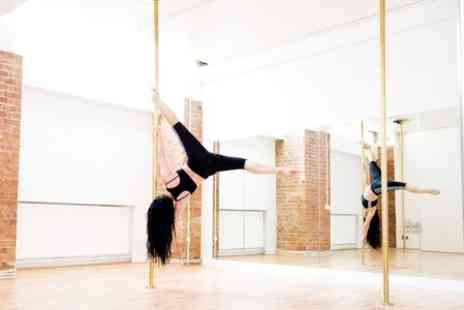 London Dance Academy - Anti Gravity Yoga, Pilates or Stretching Sessions - Save 53%