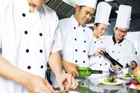 Yuuga Kemistri - Raw Asian Fusion Cookery Masterclass  - Save 66%