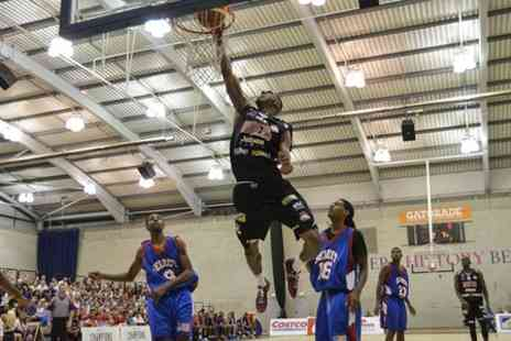 Leicester Riders - Ticket to Leicester Riders v USA Select For One - Save 42%