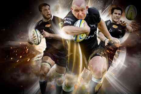 Newcastle Falcons - Child Ticket to Premiership Rugby 7s Series - Save 33%