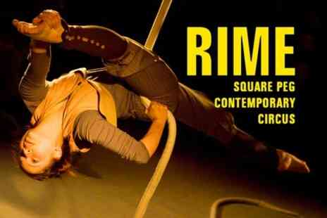 Rime - One Child Modern Circus and Dance Ticket  - Save 53%