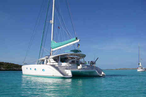 Dream Yacht Charter - The Sea Breeze and Soft Sand of The Bahamas - Save 30%