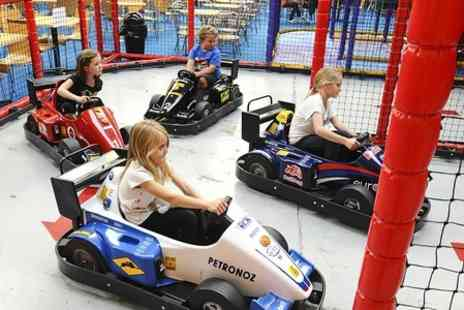 Tigers Indoor Play - Party For Up to Ten - Save 48%