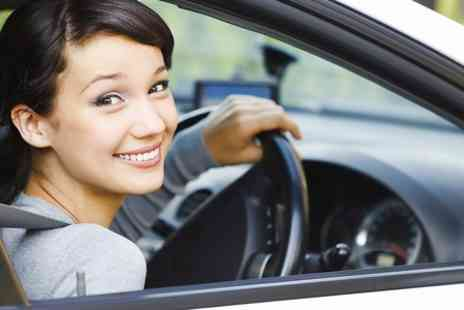 Nads Driving School - Ten Hours of Driving With Practical Test - Save 62%