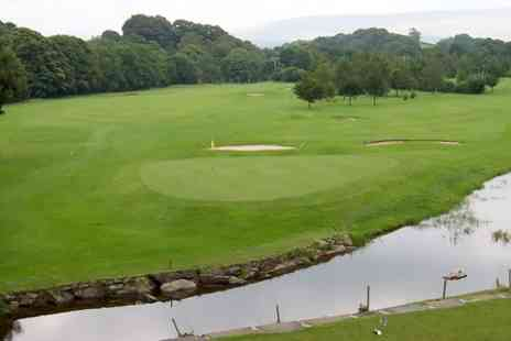 Sedbergh Golf Club - 18 Holes and Bacon Roll For Two - Save 55%