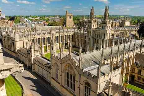 I Love Oxford Walking Tours - Historical Walking Tour  - Save 50%