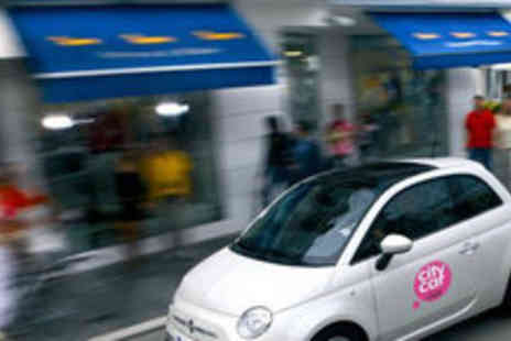 City Car Club - 12 months membership to City Car Club plus three hours of car rental - Save 72%