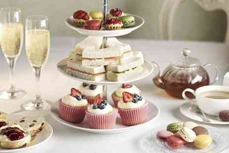AM:PM - Prosecco Afternoon Tea For Two - Save 50%