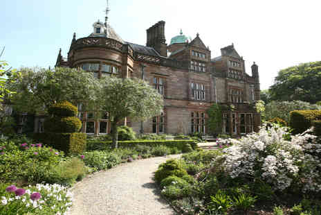 Holker Hall & Gardens - Two tickets to the magnificent Holker Hall & Gardens  - Save 50%