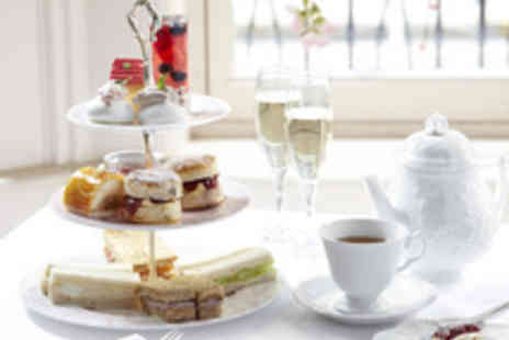 Radisson Blu Edwardian - Traditional Afternoon Tea for Two - Save 50%
