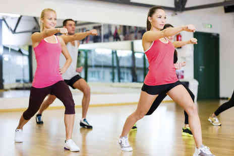 Trim and Slim Personal Training - Ten Insanity Bootcamp Classes or Two PT Sessions - Save 60%