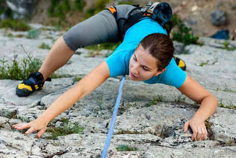 Truth and Trust Adventure Activities - Outdoor Adventure Day With Choice of Two Activities, Including Abseiling, Caving, Climbing, and Weaseling - Save 82%