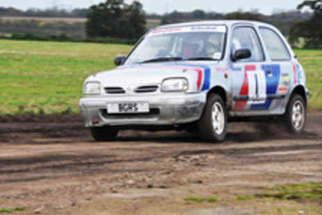 Bill Gwynne Rally School - Five Lap Rally Driving Experiences for One - Save 50%