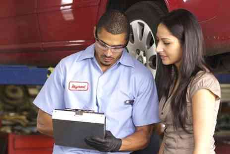 Cathedral Autocentre - Air Conditioning Service Plus Re Gas  - Save 58%