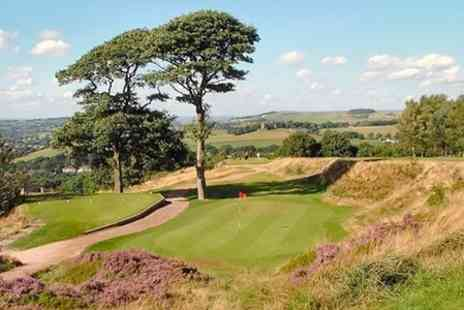 Mellor and Townscliffe Golf Club -  18 Golf Holes For Two - Save 60%