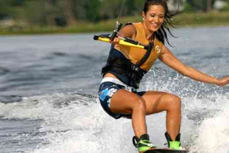 Liquid Leisure - Wakeboarding Introductory Session  - Save 50%