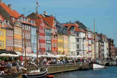 Hotel Oesterport - Two  nights stay in Copenhagen with a buffet including breakfast - Save 37%