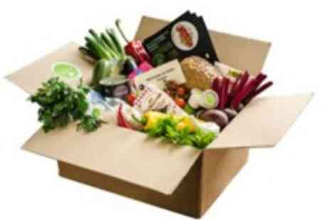 Hello Fresh - Veggie Box with 3 meals for two - Save 50%