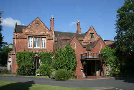 The Plough and Harrow Hotel - Two night stay in Birmingham - Save 69%
