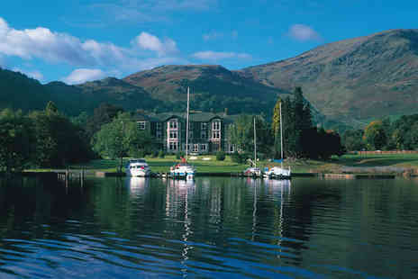 Inn on the Lake -  One night DBB in Lake District with afternoon tea - Save 31%