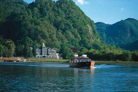 The Lodore Falls Hotel - One night Lake district break  with breakfast - Save 44%