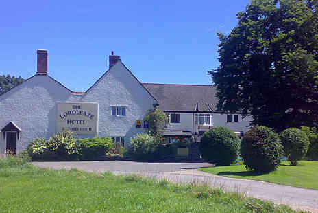 The Lordleaze Hotel - One night Somerset break with breakfast  - Save 60%