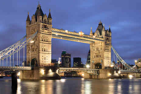London Escape - Two nights stay in London - Save 55%