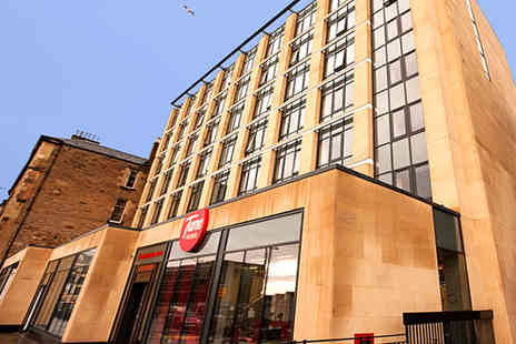 Tune Hotel Haymarket - One night stay in Edinburgh - Save 42%