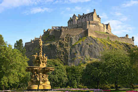 The Scotsman Hotel - One night stay in Scotland - Save 19%