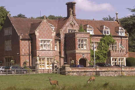 Burley Manor Hotel - Two Night B&B in Burley - Save 39%