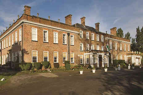 Blackwell Grange Hotel - Two night stay B&B in Darlington - Save 40%