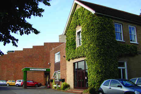 Roebuck Hotel - Two Night B&B with Dinner in Ware - Save 39%
