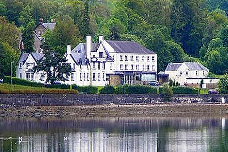 A Bespoke Hotel - Scottish getaway overlooking loch lomond  - Save 27%
