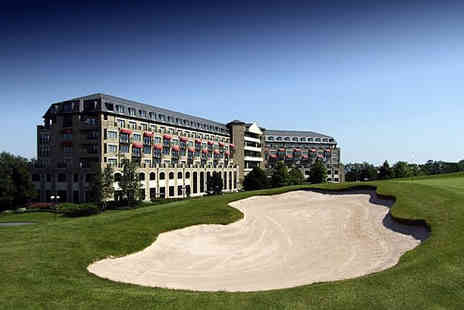 The Celtic Manor Resort - Dinner, bed and breakfast getaway in  Wales - Save 60%