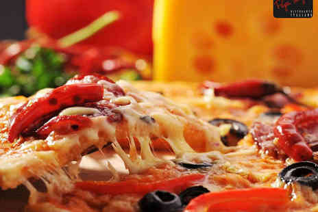 Papa Tonys - Pizza or Pasta for Two - Save 61%