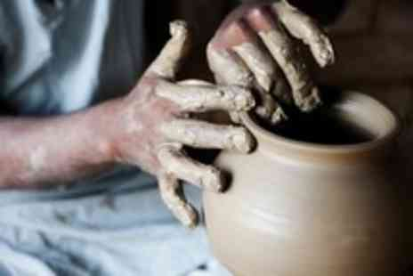 Raine Ceramics - Pottery taster experience for 1 - Save 50%