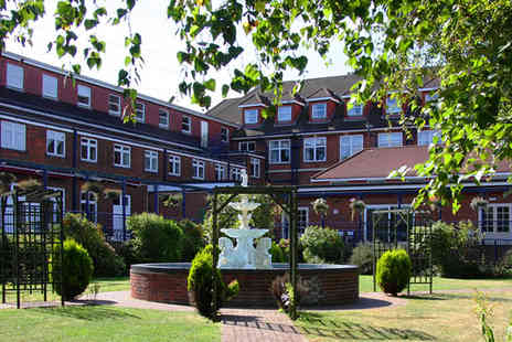 The Thurrock Hotel. - one night stay in Essex with perks - Save 69%
