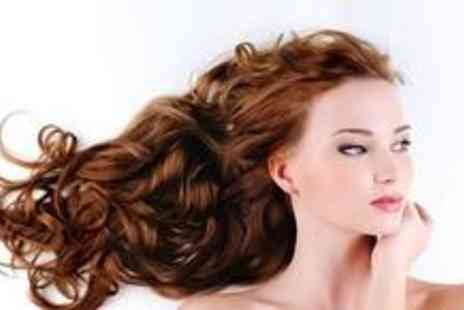 Nix Hair Lounge - Wash cut finish and luxury conditioning treatment - Save 78%