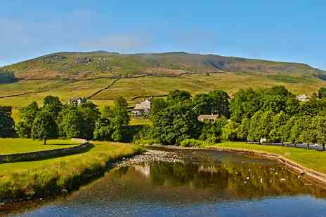The Devonshire Fell -  Yorkshire Dales Escape with Tasting Menu - Save 40%