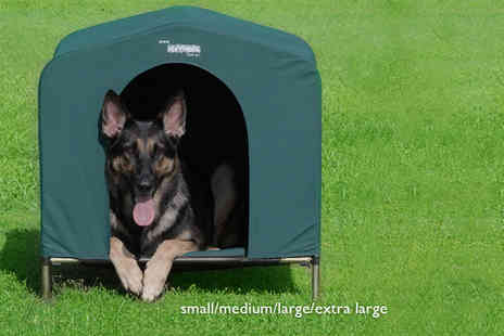 Hound House - Small pet kennel - Save 64%